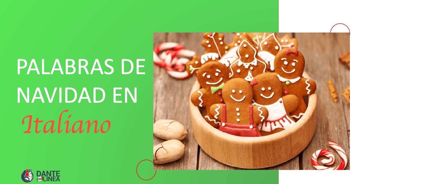 Palabras De Navidad En Italiano Aprende Italiano Online Dante In Linea